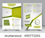 abstract flyer design... | Shutterstock .eps vector #450772201