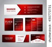 banner  flyers  brochure ... | Shutterstock .eps vector #450773731