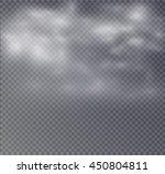vector fog.smoke | Shutterstock .eps vector #450804811