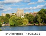 Panorama Of The Mighty Windsor...