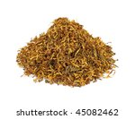 Small Pile Of Pipe Tobacco