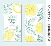Citrus Vertical Banner...