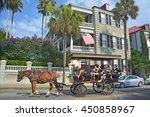 Charleston South Carolina Usa...