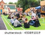 brixton  london  uk   9 july... | Shutterstock . vector #450891019