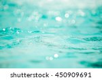 bokeh light background in the... | Shutterstock . vector #450909691
