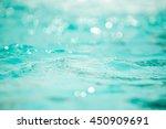 bokeh light background in the... | Shutterstock . vector #450909691
