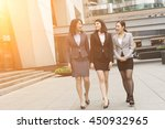 confident and successful... | Shutterstock . vector #450932965
