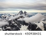 Beautiful Snowy Mountains Of...