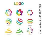 logo  | Shutterstock .eps vector #451069009