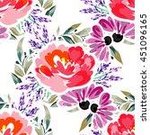 abstract elegance seamless...   Shutterstock .eps vector #451096165