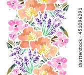 abstract elegance seamless... | Shutterstock .eps vector #451096291