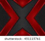 vector of abstract metallic...   Shutterstock .eps vector #451115761