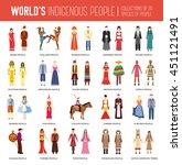 people friendship.... | Shutterstock .eps vector #451121491