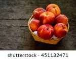 Vivid Peaches And Nectarines I...