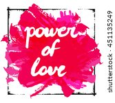 Power Of Love   Text On...
