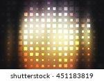 image of defocused stadium... | Shutterstock . vector #451183819