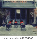 Black Cafe Caffe Restaurant...