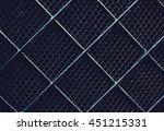 Metal Grid Texture Background.