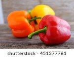 Mixed Fresh Peppers. Fresh...