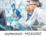 research. | Shutterstock . vector #451312507
