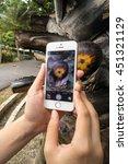 bangkok  thailand   july 10 ...   Shutterstock . vector #451321129