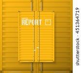 logistic transport business... | Shutterstock .eps vector #451364719