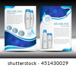 Blue Business Brochure Flyer...