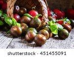 Black Cherry Tomatoes ...