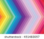 Flat Rainbow Vector Spectrum...