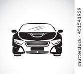 vector image of an car design... | Shutterstock .eps vector #451541929