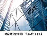 windows of business building | Shutterstock . vector #451546651