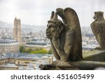 Mythical Creature Gargoyle On...