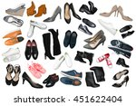 Collection Of Various Types Of...
