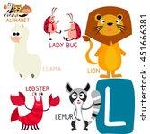 Cute Animal Zoo Alphabet....