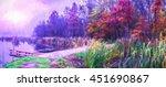 Digital Painting Illustration...