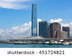 hong kong   september 16 2014 ... | Shutterstock . vector #451724821