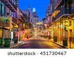 new orleans  louisiana   may 10 ... | Shutterstock . vector #451730467