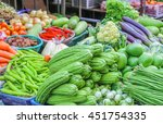a colorful selection of... | Shutterstock . vector #451754335