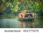 backwaters of kerala  india | Shutterstock . vector #451777075