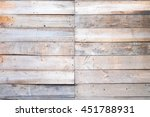 wood texture background  ... | Shutterstock . vector #451788931