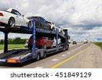 rostov   don. russia. m4 don.... | Shutterstock . vector #451849129