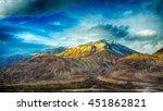 high dynamic range   hdr image  ...   Shutterstock . vector #451862821