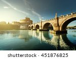 Sant Angelo Castle And Bridge...