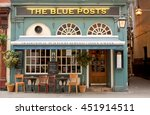 london  uk   august 17  2010 ... | Shutterstock . vector #451914511