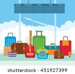 vector illustration of a big... | Shutterstock .eps vector #451927399
