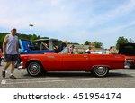 gloucester  va   july 9  2016 ... | Shutterstock . vector #451954174