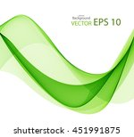 abstract color wave image on a... | Shutterstock .eps vector #451991875