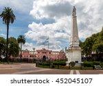 Plaza de Mayo and Casa Rosada - Buenos Aires, Argentina