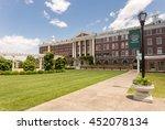hyde park  ny  usa   june 12 ... | Shutterstock . vector #452078134