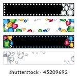 vector illustration of four... | Shutterstock .eps vector #45209692